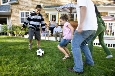 portable soccer goal backyard soccer